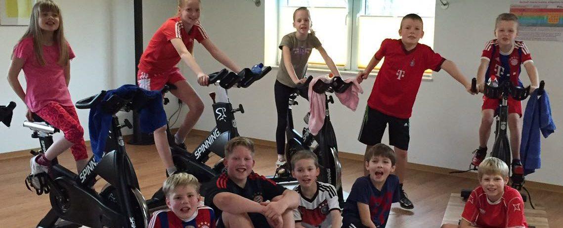 Spinning Kids