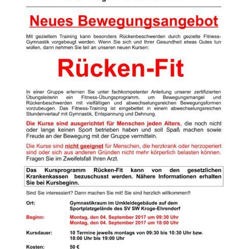 2017-08-25 Flyer KursRueck-Fit ab 04.09.2017