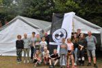 Förderverein unterstützt Zeltlager des SV SW Kroge-Ehrendorf