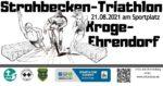 2. Strohbeckentriathlon in Kroge